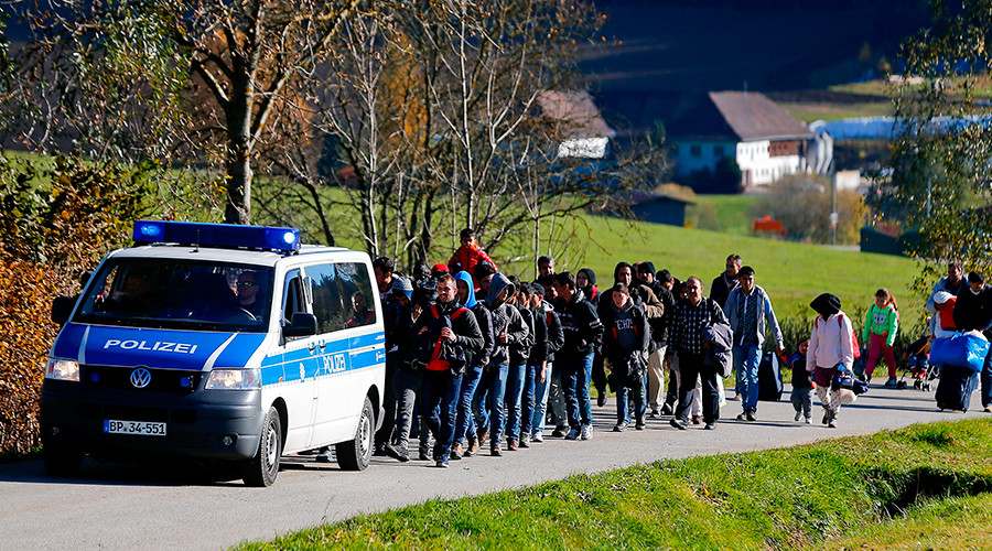 'Paris changes everything': Merkel's allies call for German refugee policy changes