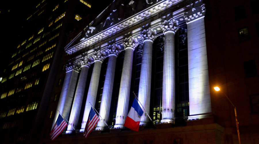 Global markets shaky but resilient after Paris attacks