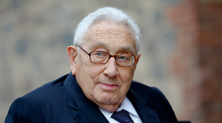 West should work with Russia against ISIS ‒ Kissinger