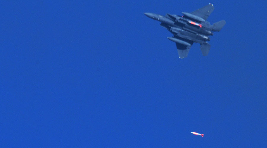 US successfully tests nuclear gravity bomb in Nevada following $8bn upgrade