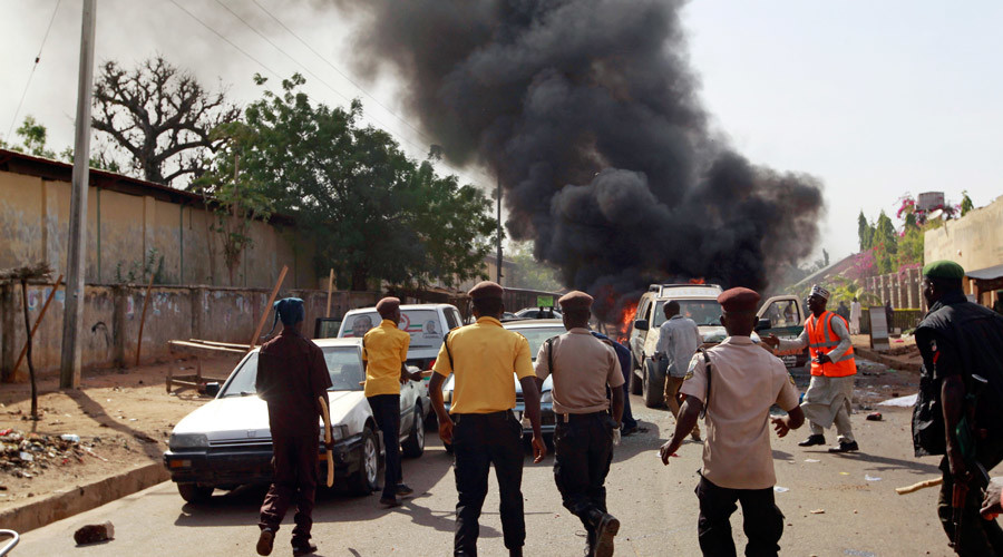 32 dead, 80 injured in Nigeria market blast