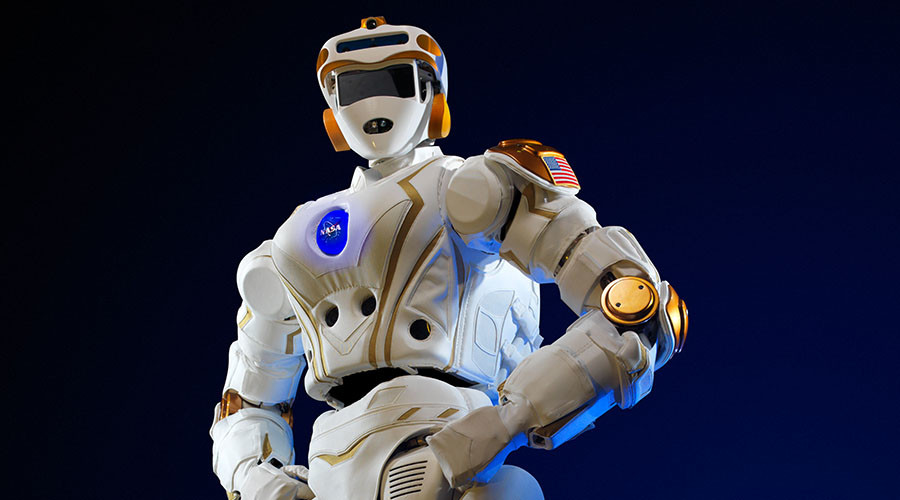R&D boot camp: NASA's humanoid robots go to universities for special space training