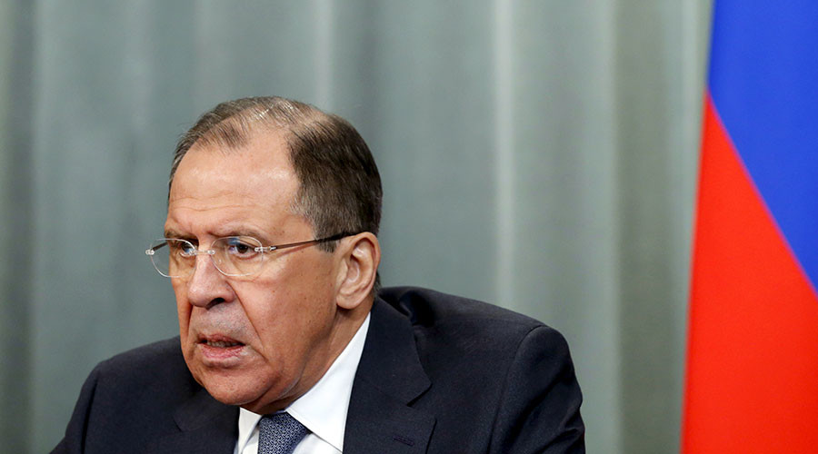 NATO is actively inventing enemies, Russia is not - Lavrov