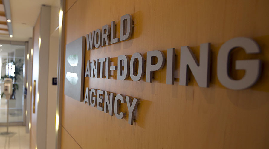 Russia 'in breach of WADA code'