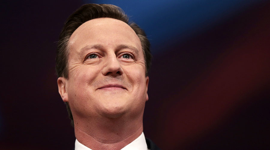 Cameron 'vote of no confidence' debate rejected, 6,000 petition names removed