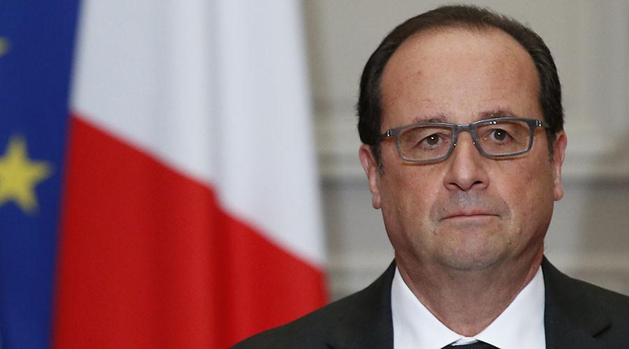 French President Francois Hollande. ©Patrick Kovarik