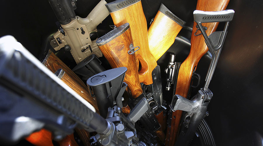 Where are the guns? Probe finds hundreds of Bay Area police weapons missing