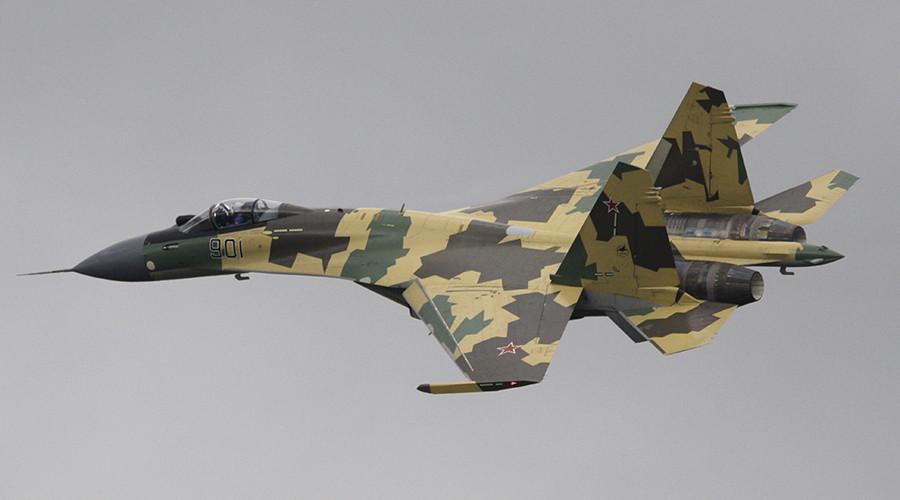 SU-35 © Anton Denisov