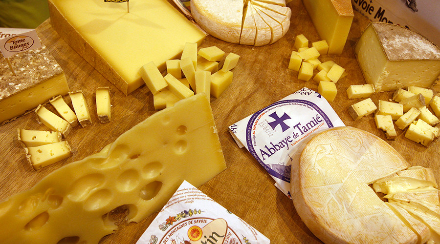 A-la Russe: Russian dairy to make French cheese