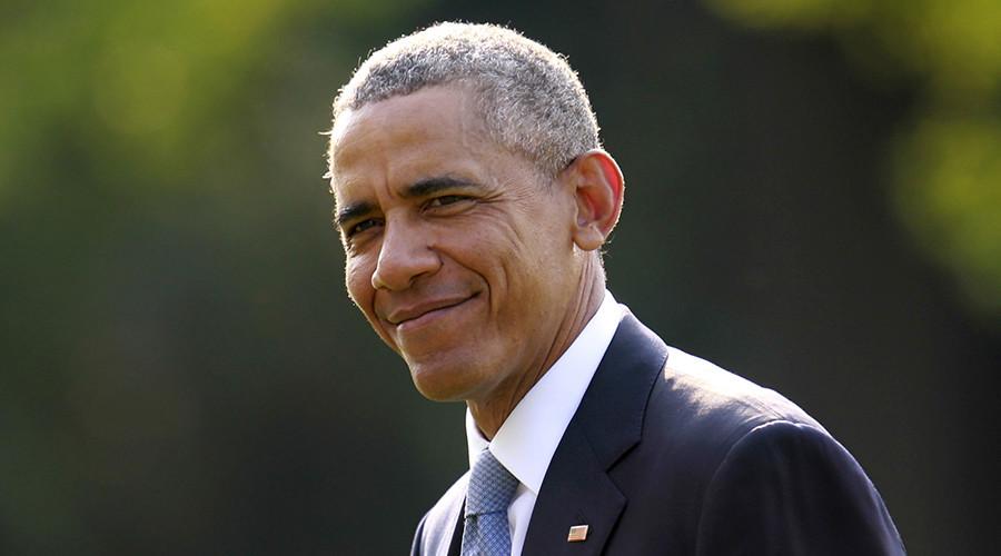 US President Barack Obama © Yuri Gripas
