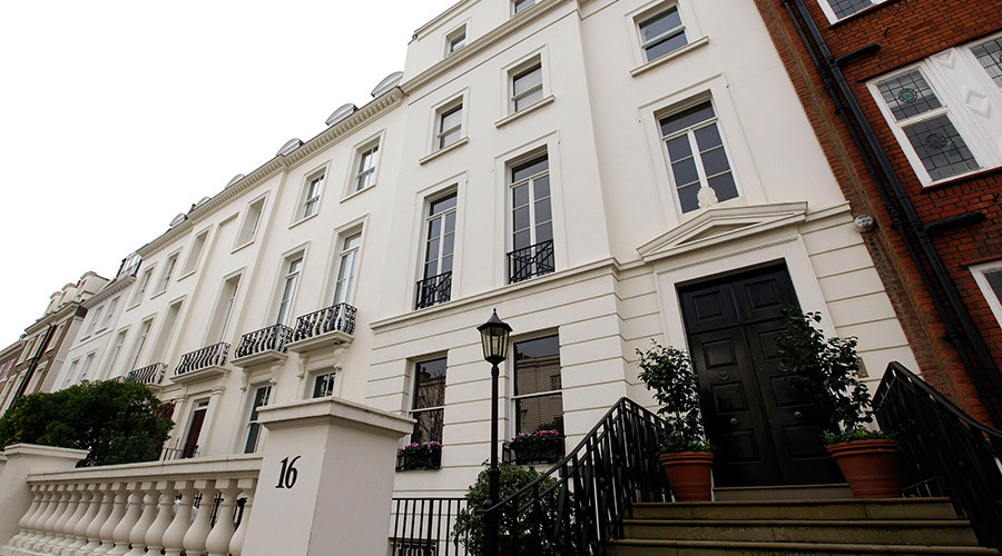 Bubble bursting? Rich Russians and Asians desert London's luxury property market