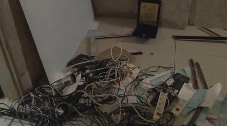 West Bank radio station shut down for 'incitement' in overnight Israeli raid by IDF