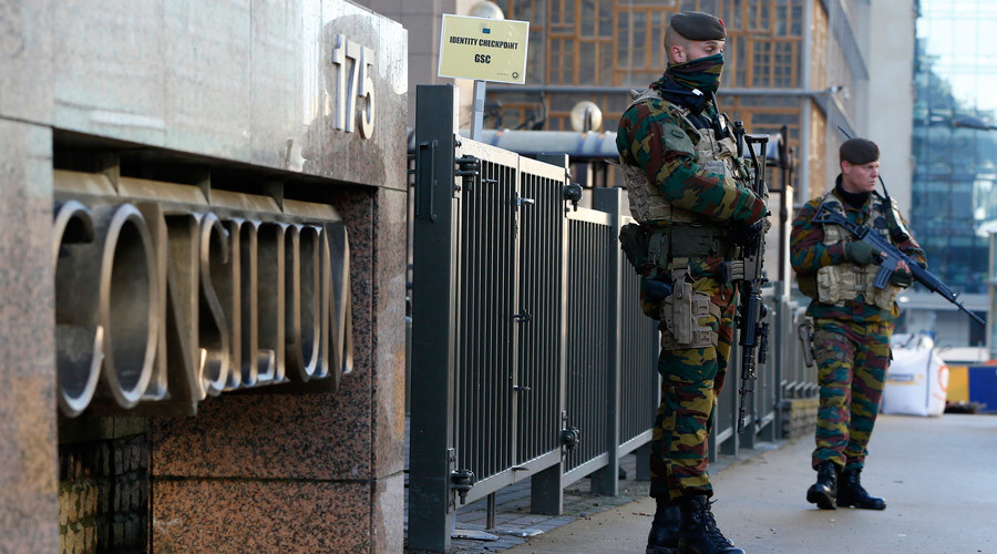 Paris terror suspect Abdeslam still at large after week-long manhunt