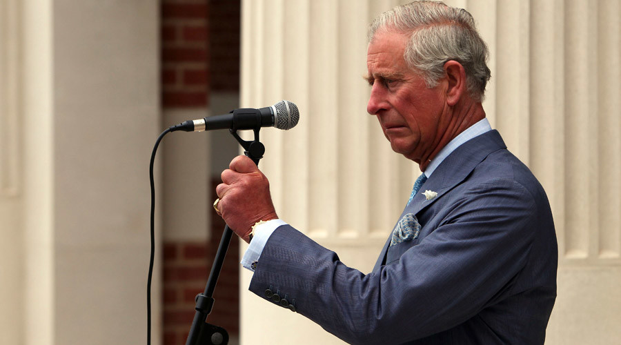 Climate change has 'huge impact' on Syrian conflict – Prince Charles