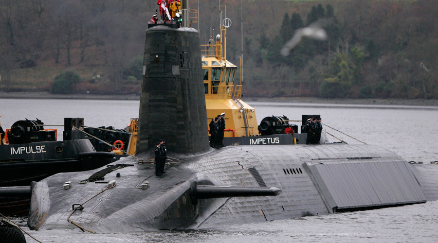 Cameron admits renewing Trident nukes will cost extra £6bn
