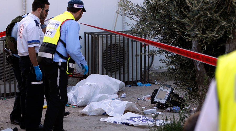 Scissor-wielding Palestinian teens attack 70yo man in Jerusalem, thinking he is Israeli