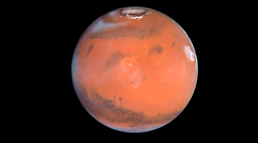 Mars will become ringed planet after crushing its moon Phobos