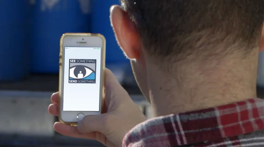 'See something, send something': New York's new app to help prevent terrorism