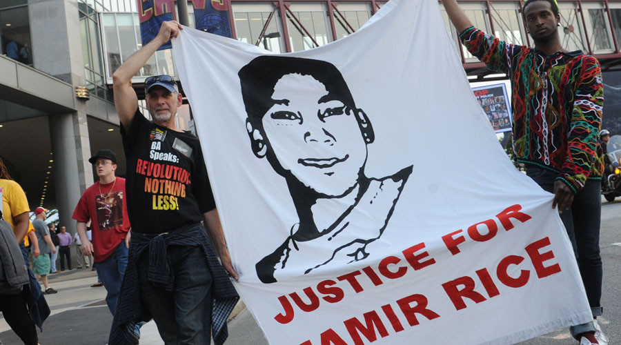 Arrests and activism mark 1-year anniversary of Tamir Rice police shooting death