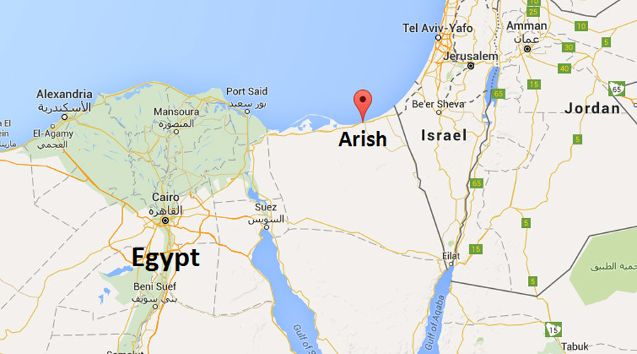 Deadly explosions at hotel hosting Egyptian judges in Arish