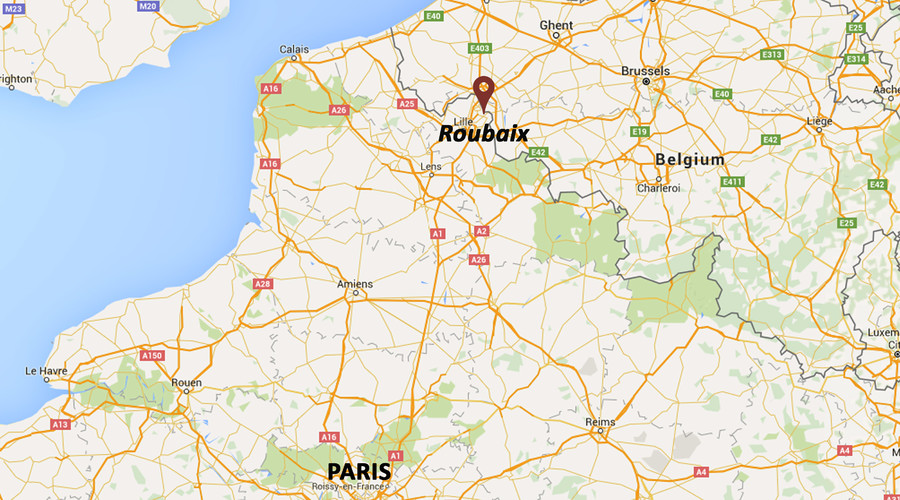 Armed robbery escalates to hostage situation in N. France