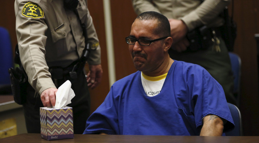 DNA tests clear wrongfully convicted man after 16-year ...