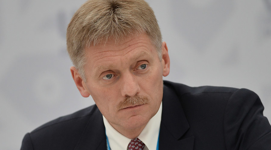 ussian Presidential Press Secretary Dmitry Peskov © Vladimir Astapkovich