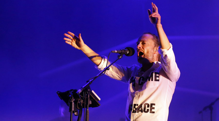 'Morally unacceptable to meet Blair after Iraq war,' says Radiohead's Thom Yorke