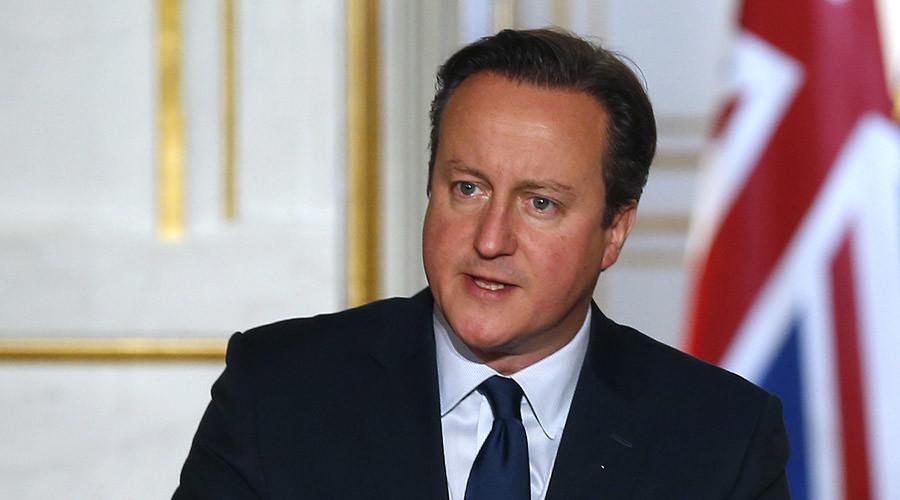 Britain's Prime Minister David Cameron © Eric Gaillard
