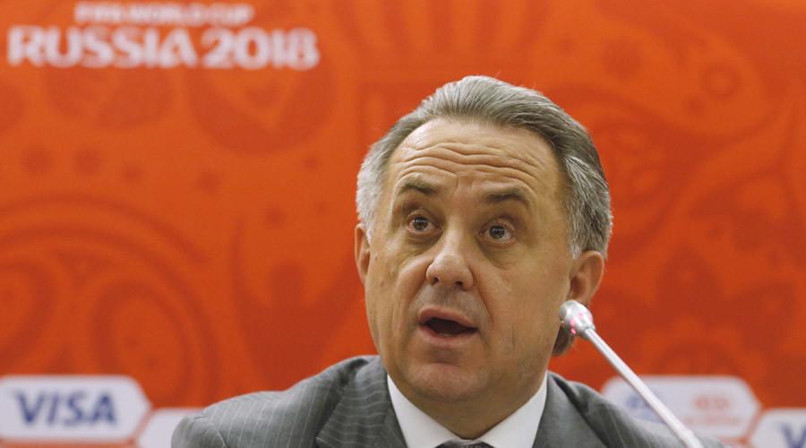 Russian Sports Minister Vitaly Mutko © Maxim Zmeyev