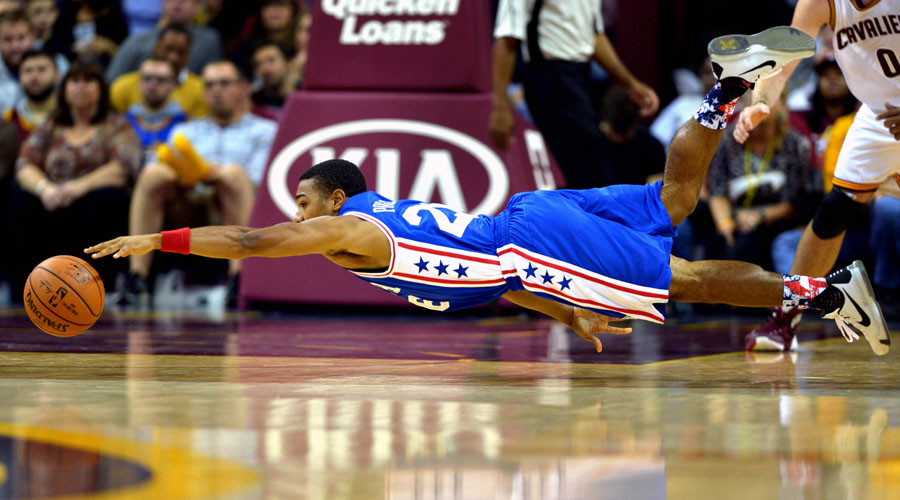 Philadelphia 76ers equal biggest losing streak in US sports history