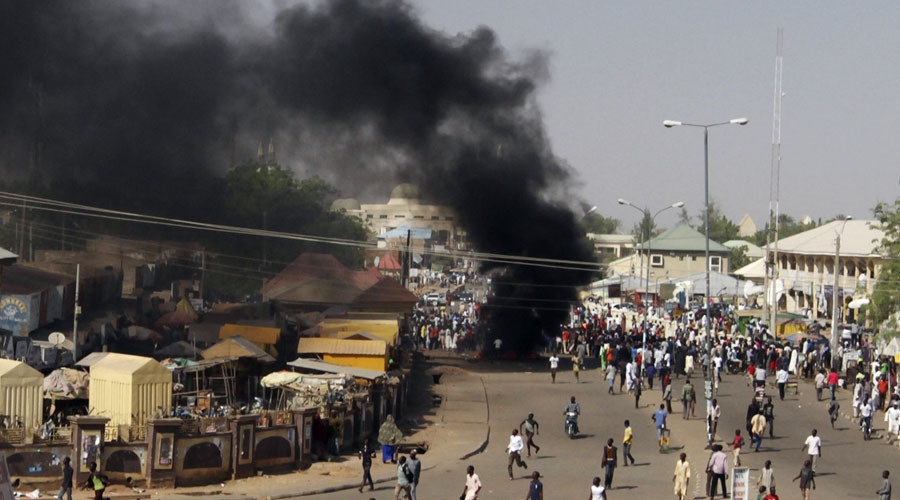 21 killed in Boko Haram suicide attack on Shia procession in Nigeria