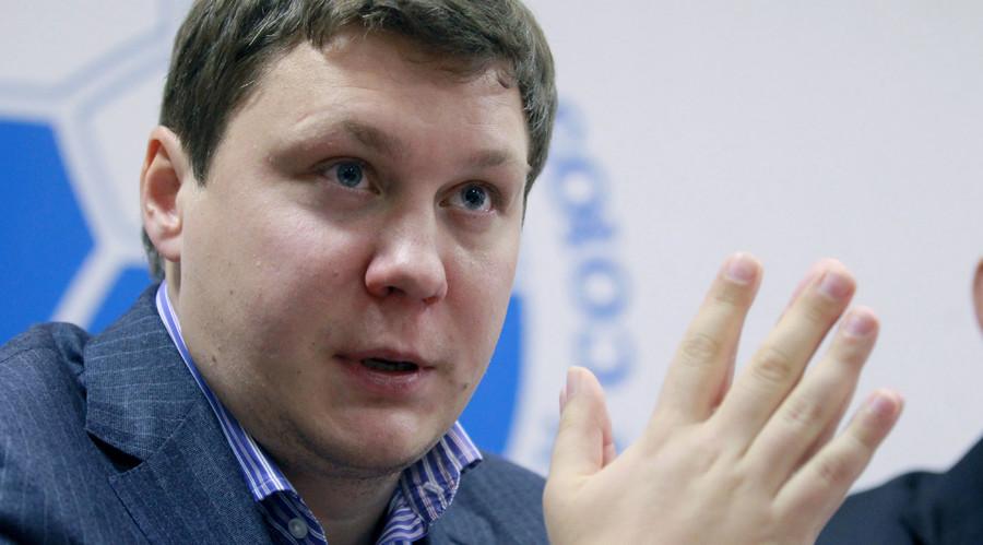 General director of football club Zenit Maxim Mitrofanov © Vitaliy Belousov