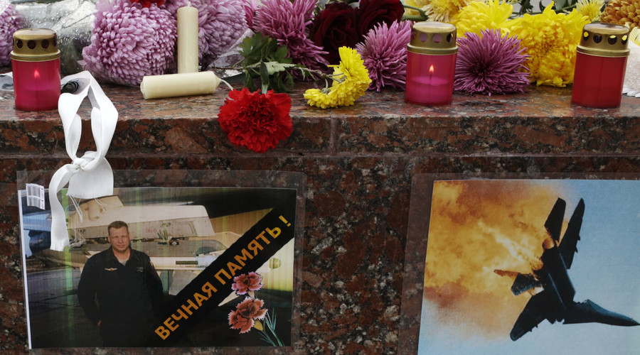 Turkish cafe owner donates tragic day's takings to murdered Su-24 pilot's family