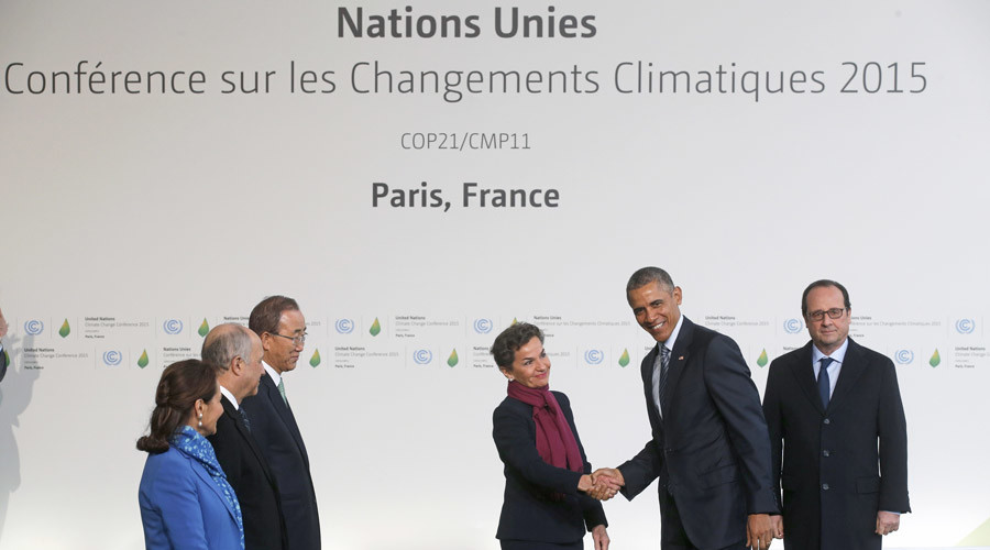 Climate change summit: World leaders gather in Paris to mull over global risks & challenges