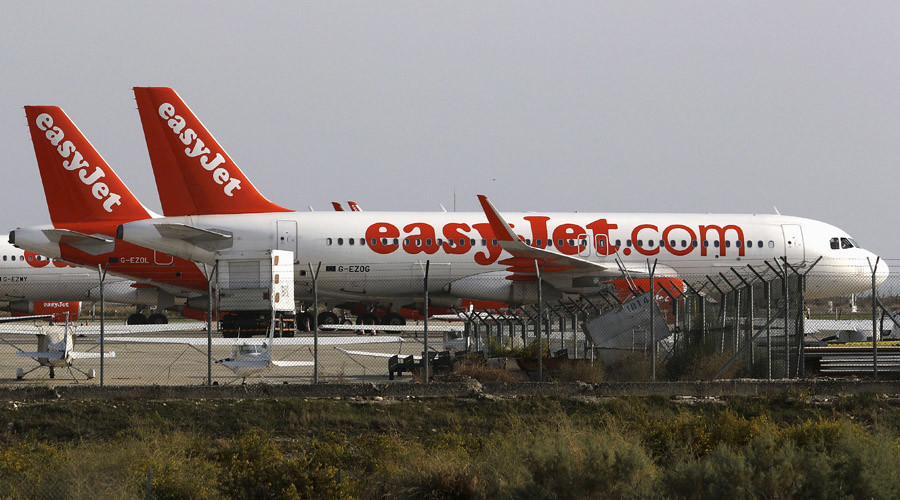 Arabic graffiti found on passenger jets at French airports