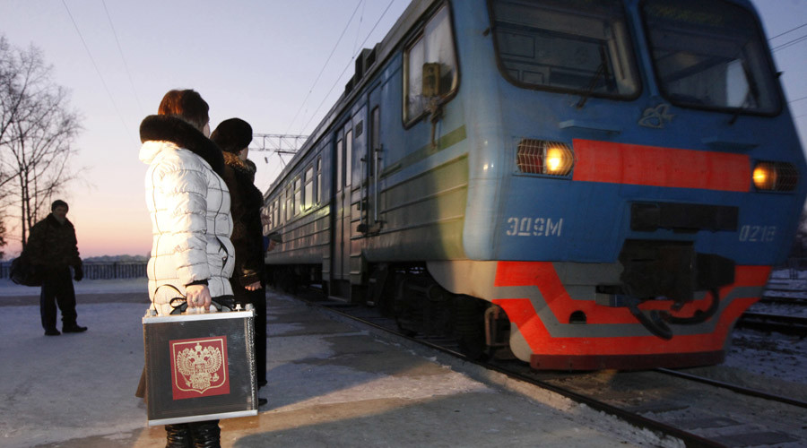Russians choose alternative routes to Ukraine over 'unfriendly skies'
