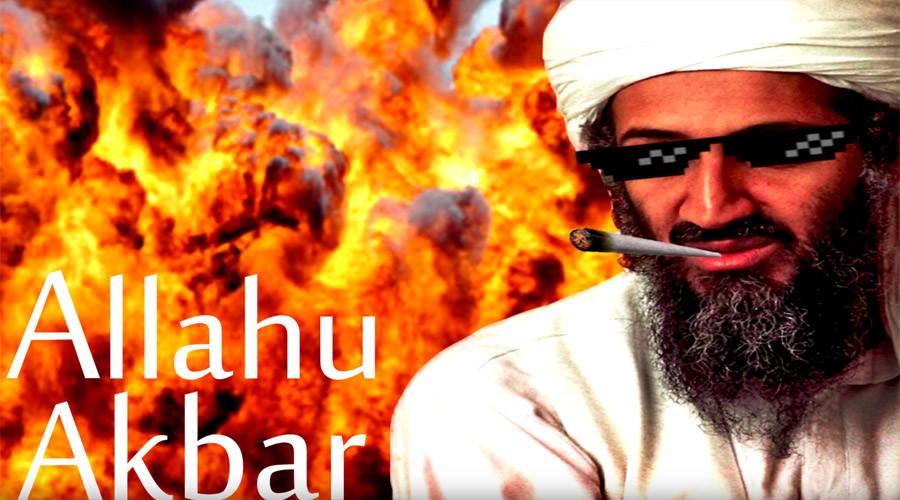 'Allahu Akbar' track hits #2 on Spotify viral chart