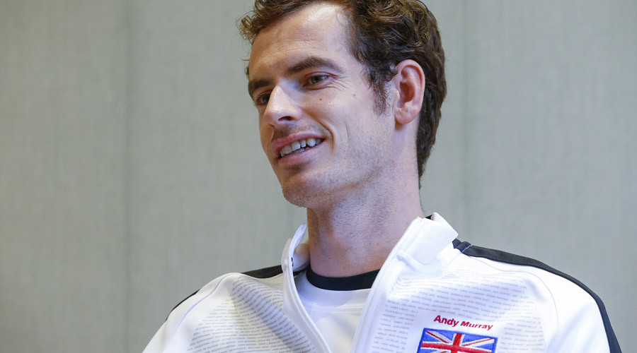 Andy Murray inspires British Davis Cup victory