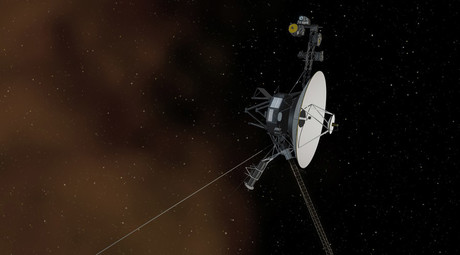 NASA's Voyager 1 spacecraft. © NASA