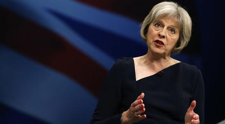 Britain's Home Secretary Theresa May © Phil Noble