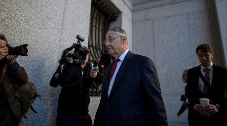 Former New York State Assembly Speaker Sheldon Silver exits the Manhattan U.S. District Courthouse in New York, November 3, 2015 © Brendan McDermid