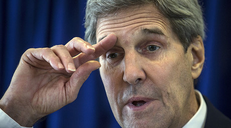 U.S. Secretary of State John Kerry. © Carlo Allegri