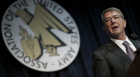 U.S. Defense Secretary Ash Carter. © Carlos Barria