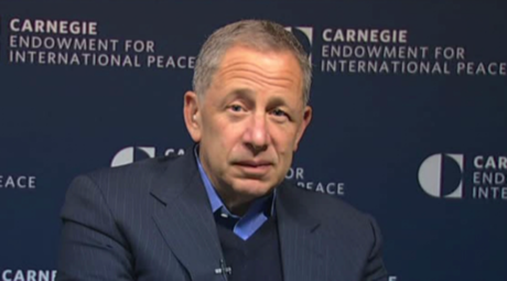 David Rothkopf, the CEO of FP Group and Editor of Foreign Policy magazine
