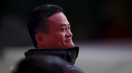 Alibaba founder and chairman Jack Ma © Kim Kyung-Hoon