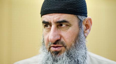 Najmaddin Faraj Ahmad, known as Mullah Krekar © Jon Olav Nesvold