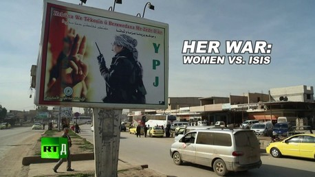 Her War Women vs ISIS