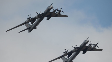 Tu-95MS strategic bombers. © Ramil Sitdikov