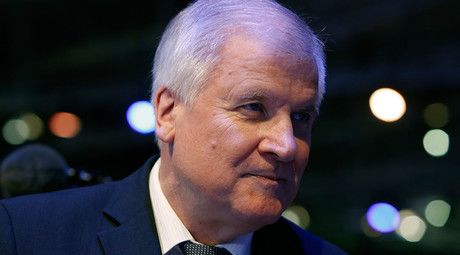 Bavarian Prime Minister and head of the Christian Social Union (CSU) Horst Seehofer © Michaela Rehle